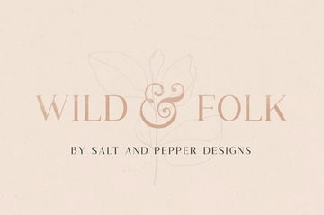Wild  Folk Font