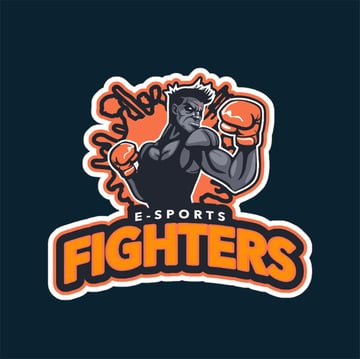 Gaming Logo Creator for Fighting Games