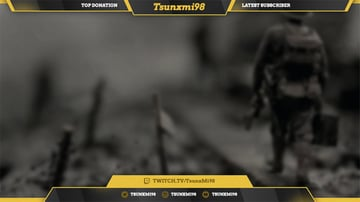 Twitch Overlay Maker for Stealth Games