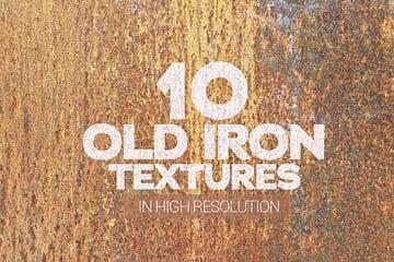 Old Iron Textures