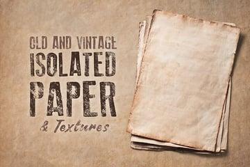 Old Photo Textures  Old Newspaper Textures
