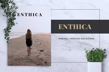ENTHICA  Fashion Magazine