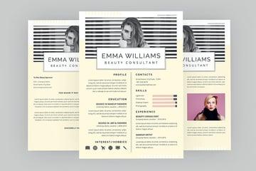 CV Increment Resume Designer