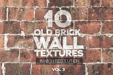 Old Brick Wall Texture Photoshop