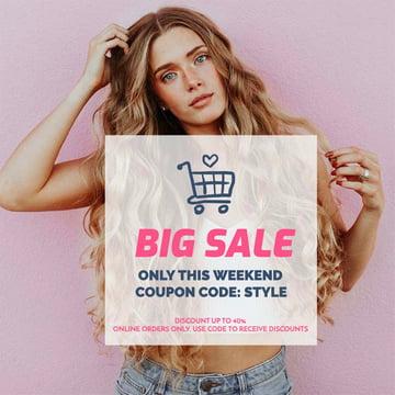 Sale Coupon Maker