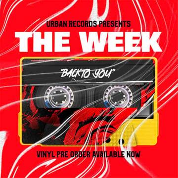 SoundCloud Album Cover with Retro Vibe