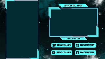 Twitch Overlay Maker for Mobile Gamers