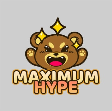 Twitch Chat Emoji for a Gaming Squad with a Bear Graphic