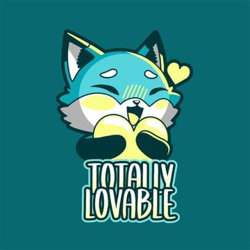 Cute Twitch Emote Featuring a Cute Fox