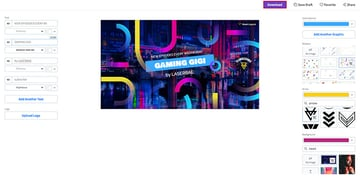 Download your Video Game YouTube Banner