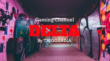 Fortnite-Styled Gaming YouTube Banner