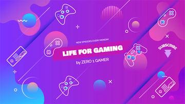 YouTube Gaming Banner Maker