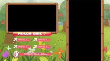Twitch Overlay Graphics