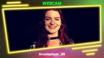 Twitch Webcam Border