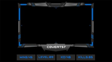 Twitch Webcam Overlay