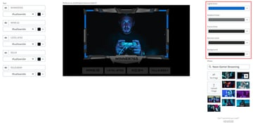 Customise Your Colours With the Twitch Webcam Overlay Maker