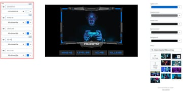 Customise Your Text With the Twitch Webcam Overlay Maker