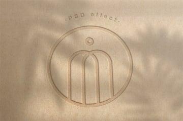 Logo Mockup PSD