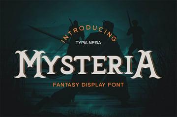 Fantasy Text Font