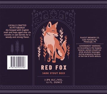 Make Your Own Beer Labels with Animal Graphic
