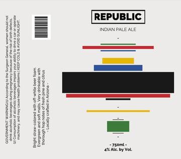 Custom Beer Labels for IPA