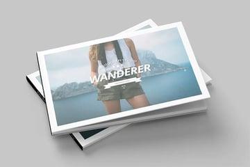 InDesign Photobook Template