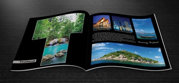 Travel Photo Album Catalogue