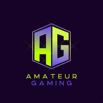 Logo Maker with gradient monograms