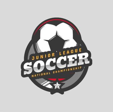 Sports Logo Maker for a Junior Soccer League