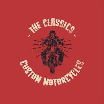 Retro Vintage Logo Design Template