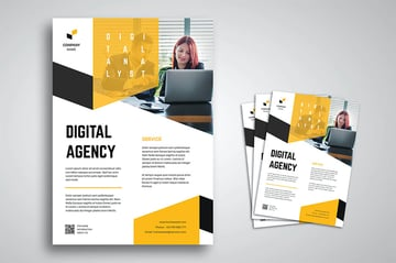 Digital Brochure Template