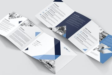 Digital Brochure InDesign