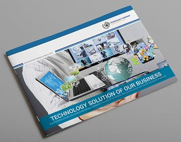 New Technology Digital Catalog Templates