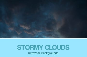 Cloud Background for Photoshop
