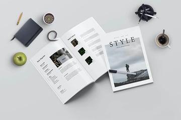 Zine Booklet