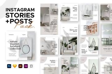 Instagram Grid Planner Template
