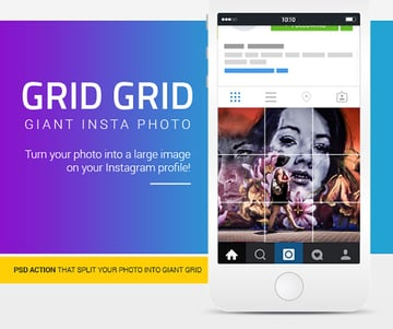 Instagram Feed Layout