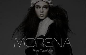 Morena Sans Serif Font Free Download