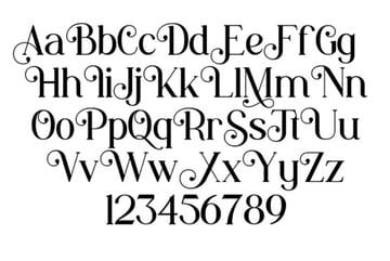 Wallace Free Modern Wedding Fonts