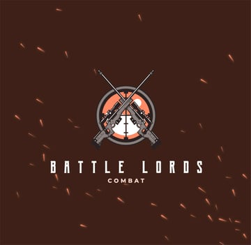 Free Twitch Logo Maker for Military-Themed Games