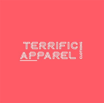 Street Style Clothing Brand Logos with a Handwritten-Style Typeface