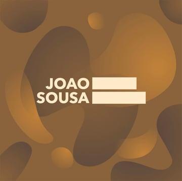 Creative Typographic Logo Design Maker for a Musician