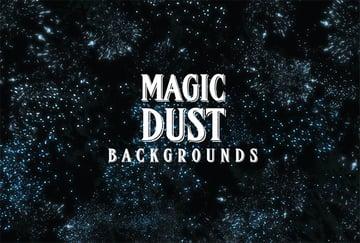Magic Dust Backgrounds