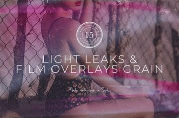 Film Dust Overlays