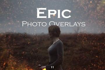 Dust Overlay Photoshop