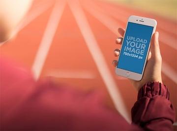 iPhone Instagram Mockup Generator