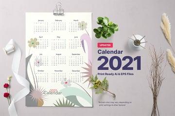 45 Best Editable Calendar Templates