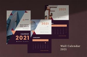 Editable Monthly Calendar Template