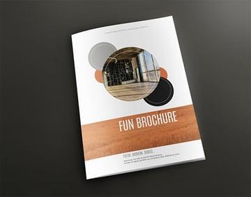 Brochure Booklet Template