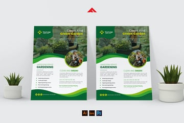 Landscaping and Gardening Leaflets